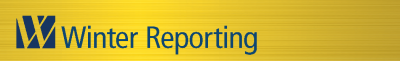 Winter Reporting Logo
