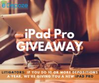 iPad Pro Giveaway 2